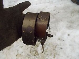International Cub 154 Lb Low Boy Tractor Original Ih Brake Bands Band
