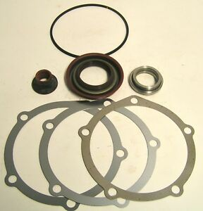 Ford 9 Inch Install Kit With Nut Shim Solid Spacer Seal Ring Free Shipping