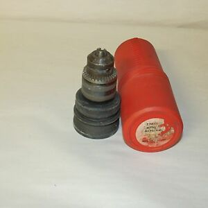 Hilti 70640 Keyed Drill Chuck 1 2 Inch Quick Release Head Used