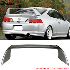Fits 02 06 Rsx Dc5 Type R Trunk Spoiler Painted yr534m Desert Silver Metallic