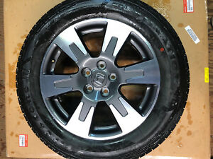 Oem Honda Ridgeline Wheels 5x120 Firestone Tires 245 60 18
