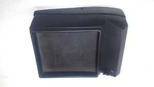 88 94 Chevy S10 Blazer Oem Floor Lighter Console Storage Compartment Air Duct