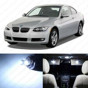 16 X White Led Interior Light Package For 2006 2011 Bmw 328i 335i M3 330i Tool