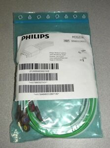 Philips M3527a 7 Lead Ecg Cable For Heartstart Mrx