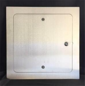 12x12 Locking Universal Metal Access Panel Door W Frame Wall Ceiling Hatch
