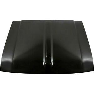 Hood For 79 83 Toyota Pickup Primed Steel