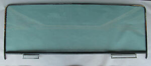 Nos 1950 s Dodge Plymouth Wagon Tail Gate Glass Tinted 1957 1960 Fury Suburban