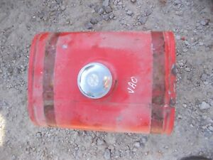 Case Vao Tractor Good Working Original Gas Tank Cap Dent Free