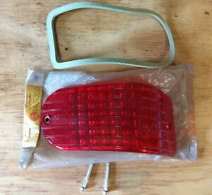 65 Amc Rambler American Wagon Nos Right Taillight Lens