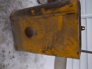 International Cub 154 Ihc Ih Low Boy Tractor Gas Tank With Cap