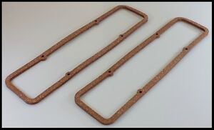 Sbc Chevy 350 400 Extra Thick Valve Cover Gaskets 7483 Extra Thick