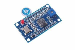 Smakn Ad9850 Module Dds Signal Generator Module 0 40mhz 2 Sine Wave And 2 Wave