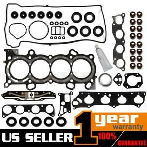 For Honda Accord Element 2003 2006 Head Gasket Kit 2 4l 2354cc L4 Dohc K24a4