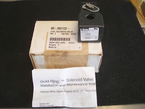 Hobart Dishwasher Coil For Water Solenoid Valve Part 00 892132