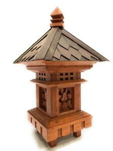 Outdoor Lantern W Shingle Roof Top 20 Outdoor Light 2