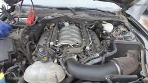 2015 17 Ford Mustang Gt Coyote 5 0 Engine 6r80 Auto Transmission Swap 20k Mi