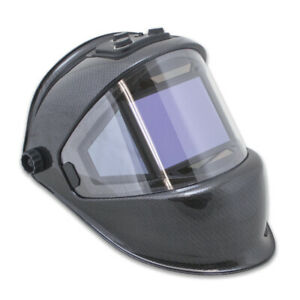 Tgr Panoramic 180 View Solar Powered Auto Darkening Welding Helmet True Color