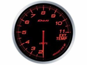 Defi Df10602 Advance Bf Gauge Amber Illumination 60mm Egt Temp