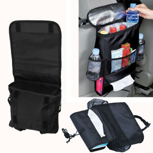 Auto Car Suv Back Seat Hanging Organizer Multi Pocket Holder Pouch Storage Bag