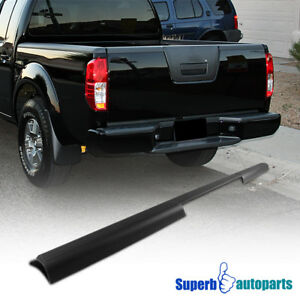 High Quality Fit 05 12 Nissan Frontier Tailgate Cap Protector Molding Cover