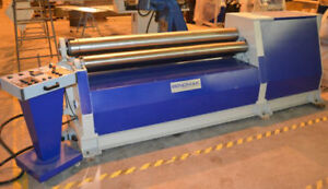 6 X 1 4 Bendmark cyl sth 20 06 3 roll Initial Plate Bending Roll mh040