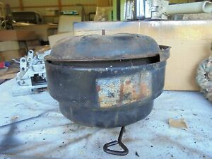 Jeep Willys Wagon Pickup Oil Bath Air Cleaner