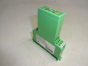 Phoenix Contact 2954222 Solid State Relay Emg 17 ov 12dc 240ac 3