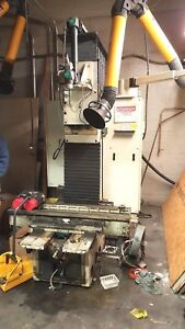 Lasag Fls 552n Laser Cnc Trumpf 5 Axis Machining Center Needs Repair