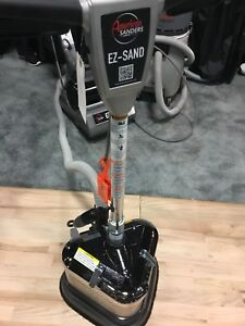 EZ-Sand American SanderClark Orbital 3-Disc Wood Floor Sander Sales NEW