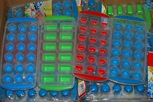 Lot Of 12pc Silicone Ice Ball Cube Tray Freeze Molds Bar Free Shipping
