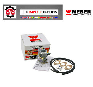 1968 1971 Bmw 2002 E10 New Weber 34 Ich Kit Carburetor K909
