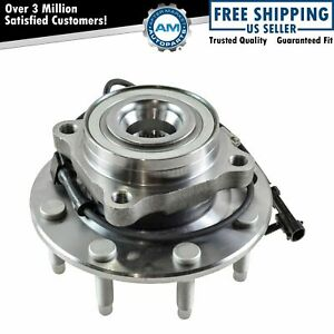 Abs Front Wheel Hub Bearing Assembly For Chevy Gmc Pickup Truck 8 Lug