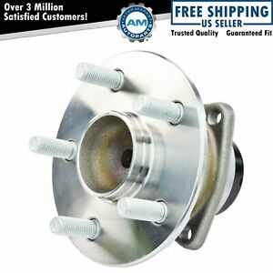 Rear Wheel Hub Bearing Assembly For Scion Pontiac Toyota Tc W Abs