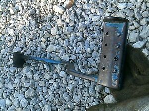 Ford 3000 Tractor Clutch Pedal