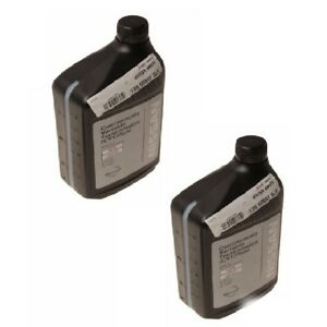2 Quarts Ns 3 Cvt Automatic Transmission Fluids Genuine For Nissan Infiniti