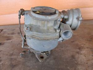 1950 1956 Chevy Gmc Rochester 1 Barrel Carb 7003588 3 19 Tomco