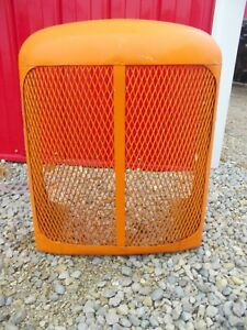 Allis Chalmers Ac Wd45 Wd 45 Tractor Original Front Nose Cone Grill