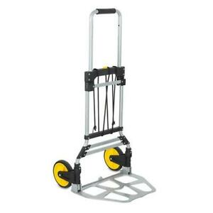 Mount it Folding Hand Truck And Dolly Cart 264 Lbs Capacity mi 902