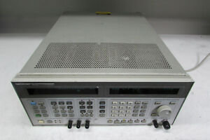 Agilent Hp 8644a Synthesized Signal Generator 2 Ghz Option 001