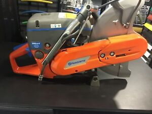 Husqvarna K760 Wet Electric Power Cutter 14 Blade Concrete Saw Sales Floor Model