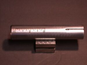 Excellent 9 South Bend Lathe Tailstock Spindle