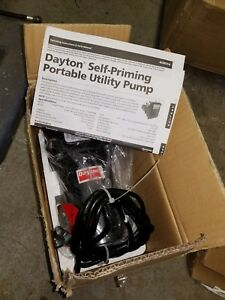 New 4cb57 Pump utility 1 2 Hp t