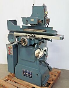 Jones Shipman 540ap Surface Grinder Magnetic Chuck 6 X 18 Grinding Machine