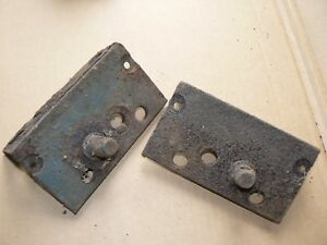 Ford Tractor 2n 9n 8n 600 800 601 801 Ferguson To 20 30 3pt Hitch Sway Brackets