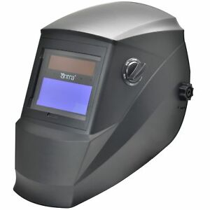 Antra Ah6 260 0000 Solar Power Auto Darkening Welding Helmet Shade 4 5 9 9 13