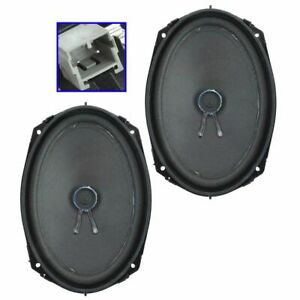 Mopar Infinity Front Door Speaker Lh Rh Kit Pair For Dodge Ram Pickup Truck