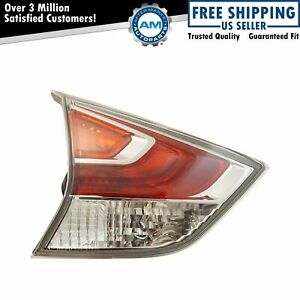 Rear Tail Light Lamp Assembly Inner Driver Side Lh Lr For Nissan Rogue Suv New