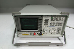 Agilent Hp 8591em Emc Spectrum Analyzer 9 Khz To 1 8 Ghz Opt 004 301