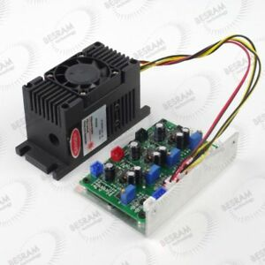Laserland Focusable 300mw 650nm Red Dot Laser Diode Module Analog