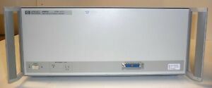 Hp Agilent 83651a Synthesized Sweep Generator 10 Mhz To 50 Ghz